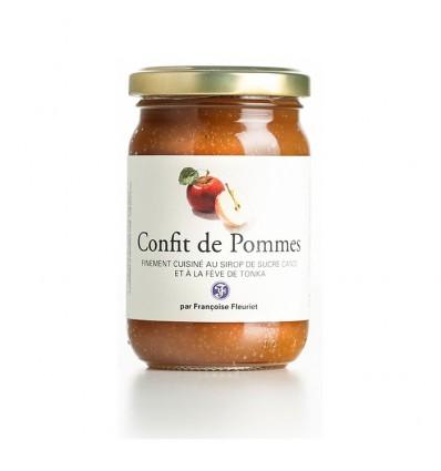 CONFIT DE POMMES CANDI ET FÈVE TONKA-FLEURIET