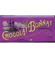 TABLETTE CUBA GRAND CRU D'EXCEPTION 100gr-BONNAT - Maison Ferrero - Epicerie à Ajaccio