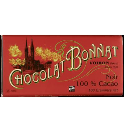 TABLETTE 100% DE CACAO-BONNAT - Maison Ferrero - Epicerie à Ajaccio