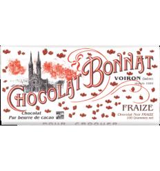 TABLETTE FRAIZE NOIR-BONNAT - Maison Ferrero - Epicerie à Ajaccio