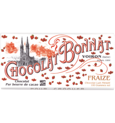 TABLETTE FRAIZE LAIT-BONNAT - Maison Ferrero - Epicerie à Ajaccio