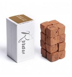 RRRAW CUBES 55 GR NUIT BLANCHE BIO - Maison Ferrero - Epicerie à Ajaccio