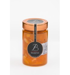 "CONFITURE D'ABRICOT DES BARONNIES ""ORANGERED"" FRUCTOSE -230GR PHILIPPE BRUNETON"
