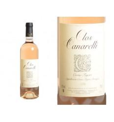 ROSE CLOS CANARELLI 75CL- CLOS CANARELLI - Maison Ferrero - Epicerie à Ajaccio