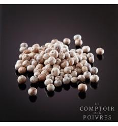 POIVRE BLANC ENTIER IGP KAMPOT-COMPTOIR DES POIVRES - Maison Ferrero - Epicerie à Ajaccio