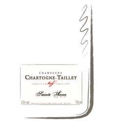 CHAMPAGNE CHARTOGNE-TAILLET SAINTE ANNE BRUT 75cl - Maison Ferrero - Epicerie à Ajaccio