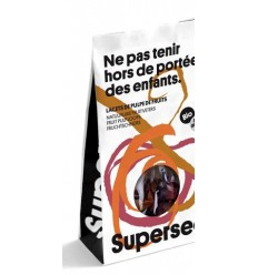 LACETS DE PULPE DE FRUITS BIO SANS GLUTEN -SUPERSEC - Maison Ferrero - Epicerie à Ajaccio