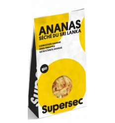FRUITS-CROQUANTS D'ANANAS BIO-SUPERSEC