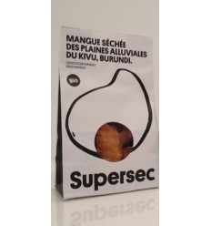 FRUITS-CROQUANTS MANGUES SECHEES  BIO-SUPERSEC