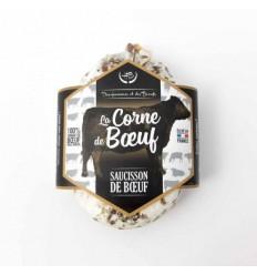 SAUCISSON CORNE DE BOEUF ANGUS NATURE-DHB - Maison Ferrero - Epicerie à Ajaccio