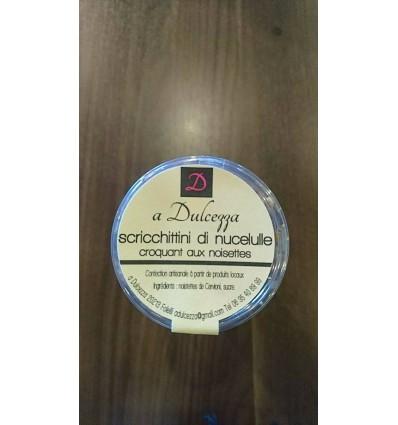 SCRICCHITTINI DI NUCELULLE-A DULCEZZA - Maison Ferrero - Epicerie à Ajaccio