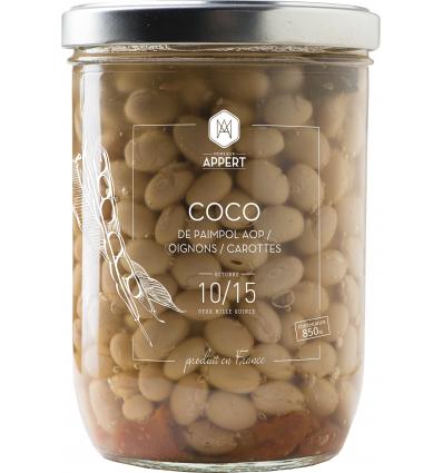 COCO DE PAIMPOL OIGNON CAROTTE-MR APPERT - Maison Ferrero - Epicerie à Ajaccio