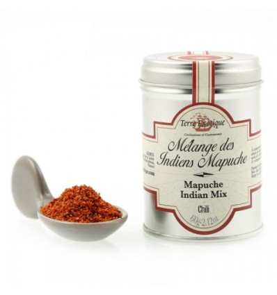 MELANGE DES INDIENS MAPUCHE 60GR - Maison Ferrero - Epicerie à Ajaccio