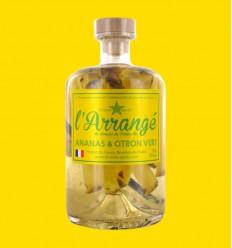 RHUM ARRANGE ANANAS CITRON VERT-TRICOCHE - Maison Ferrero - Epicerie à Ajaccio