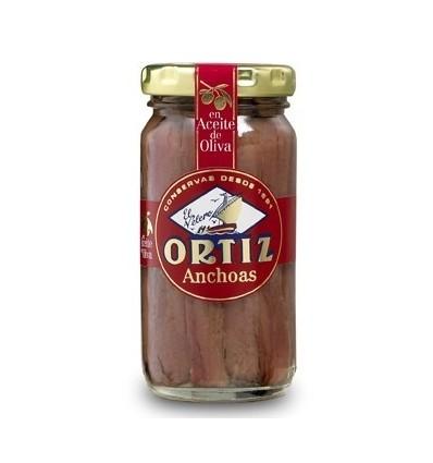 ORTIZ ANCHOIS VERRE 95GR