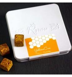 RRRAW CUBES 100 GR YELLOWCAO BIO - Maison Ferrero - Epicerie à Ajaccio