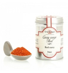 CURRY ROUGE THAI 60GR- TERRE EXOTIQUE - Maison Ferrero - Epicerie à Ajaccio