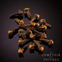 CLOUS DE GIROFLES EXTRA -60GR -COMPTOIR DES POIVRES - Maison Ferrero - Epicerie à Ajaccio