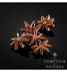 ANIS ETOILE 30GR -COMPTOIR DES POIVRES - Maison Ferrero - Epicerie à Ajaccio