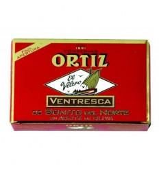 VENTRECHE DE THON 110gr- ORTIZ - Maison Ferrero - Epicerie à Ajaccio