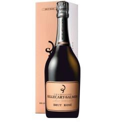 CHAMPAGNE BILLECART SALMON ROSE 150CL MAGNUM - Maison Ferrero - Epicerie à Ajaccio