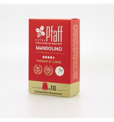MANDOLINO CAPSULES -PFAFF