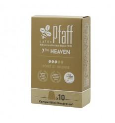 CAFE 7TH HEAVEN 10 CAPSULES -PFAFF