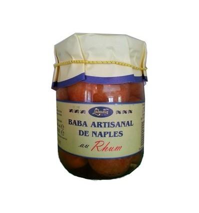 BABA AU RHUM DE NAPLES - LABADIE - Maison Ferrero - Epicerie à Ajaccio