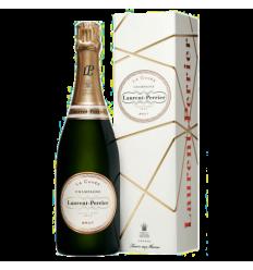CHAMPAGNE LAURENT PERRIER BRUT ETUI 75CL- LAURENT PERRIER - Maison Ferrero - Epicerie à Ajaccio