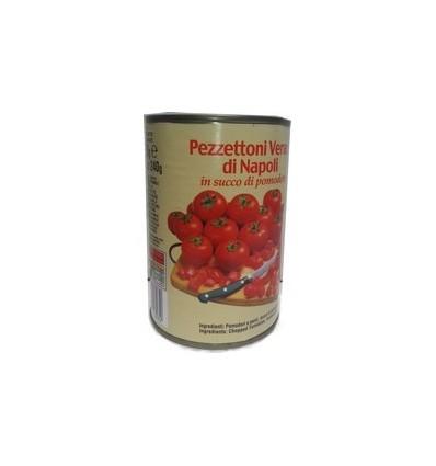TOMATES MORCEAUX DOUCES AU JUS - SAPORI DI NAPOLI - Maison Ferrero - Epicerie à Ajaccio