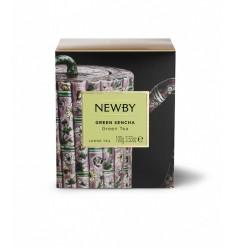 GREEN SENCHA HERITAGE LOOSE LEAF CARTON 100GR- NEWBY LONDON - Maison Ferrero - Epicerie à Ajaccio
