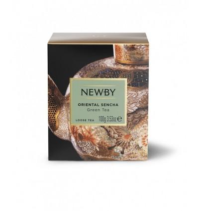 ORIENTAL SENCHA HERITAGE LOOSE LEAF CARTON 100GR- NEWBY LONDON - Maison Ferrero - Epicerie à Ajaccio
