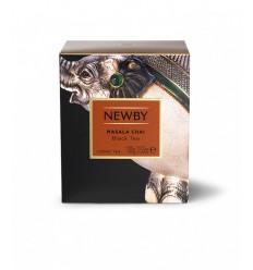 MASALA CHAI HERITAGE LOOSE LEAF CARTON 100GR- NEWBY LONDON - Maison Ferrero - Epicerie à Ajaccio
