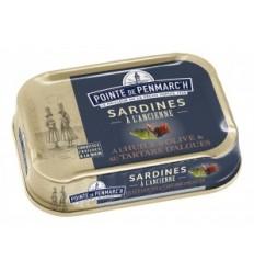 SARDINES AU TARTARE D'ALGUES 115GR LA POINTE DE PENMARCH - Maison Ferrero - Epicerie à Ajaccio