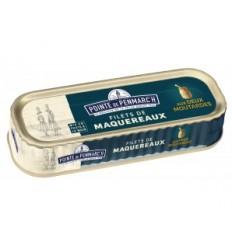 FILET DE MAQUEREAUX AUX 2 MOUTARDES 169GR -LA POINTE DE PENMARCH - Maison Ferrero - Epicerie à Ajaccio