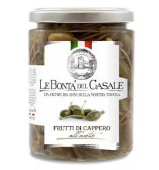 FRUIT DU CAPRIER AU VINAIGRE DE VIN - LE BONTA
