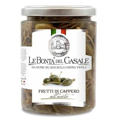 FRUIT DU CAPRIER AU VINAIGRE DE VIN 280GR - LE BONTA - Maison Ferrero - Epicerie à Ajaccio
