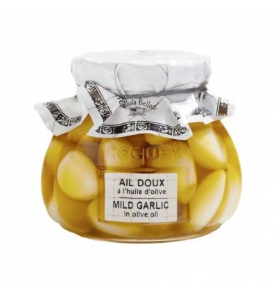 GOUSSES D'AIL DOUX A L'HUILE D'OLIVE 240GR- BELLOTA BELLOTA - Maison Ferrero - Epicerie à Ajaccio