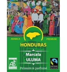CAFE BIO GRAIN HONDURAS ULUMA MARCALA 250G-PFAFF - Maison Ferrero - Epicerie à Ajaccio