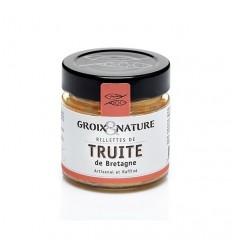 RILLETTES DE TRUITE DE BRETAGNE 100GR - GROIX ET NATURE - Maison Ferrero - Epicerie à Ajaccio