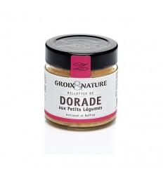 RILLETTES DE DORADE 100GR - GROIX ET NATURE - Maison Ferrero - Epicerie à Ajaccio
