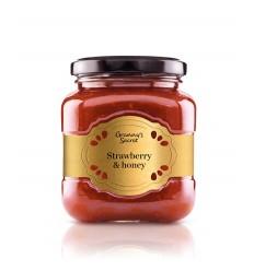 DELICE DE FRUITS FRAISE ET MIEL 25GR - GRANNY'S SECRET - Maison Ferrero - Epicerie à Ajaccio