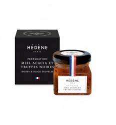 COFFRET MIEL ACACIA FRANCE ET TRUFFES NOIRES 40GR- HEDENE PARIS - Maison Ferrero - Epicerie à Ajaccio