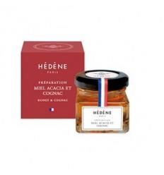 COFFRET MIEL ACACIA FRANCE ET COGNAC 40GR- HEDENE PARIS - Maison Ferrero - Epicerie à Ajaccio