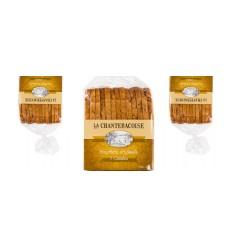 BISCOTTES CEREALES GRAINES BIO 280GR - CHANTERACOISE - Maison Ferrero - Epicerie à Ajaccio