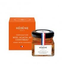 COFFRET MIEL ACACIA FRANCE ET COINTREAU 40GR- HEDENE PARIS - Maison Ferrero - Epicerie à Ajaccio