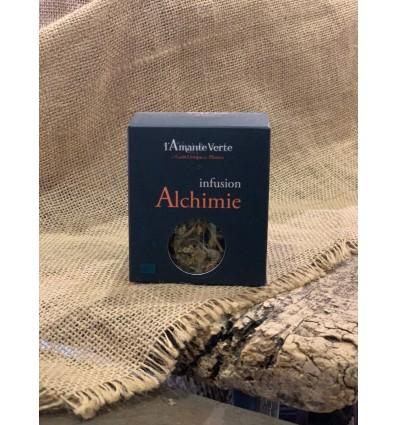 INFUSION ALCHIMIE 15GR-L'AMANTE VERTE