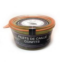 FILETS CONFITS DE CAILLES 200GR - DROME CAILLE - Maison Ferrero - Epicerie à Ajaccio