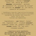 GRANOLA BIO SUPERNATURE MIEL 350GR - CATHERINE KLUGER - Maison Ferrero - Epicerie à Ajaccio