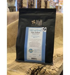 CAFE DECAFEINE SANS SOLVANT GRAIN 250G-PFAFF